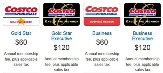 Costco Executive
