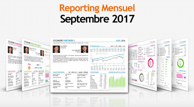 Reporting Septembre